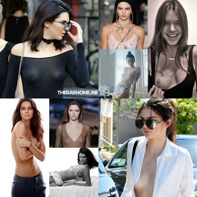 Photo catégorisée avec : Brunette, Celebrity - Star, Kendall Jenner, Safe for work